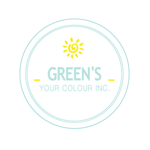 greens your colour logo