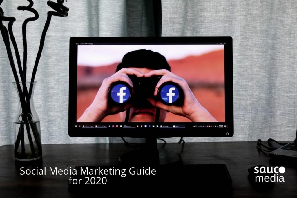 Social Media Marketing Guide for 2020 sauco
