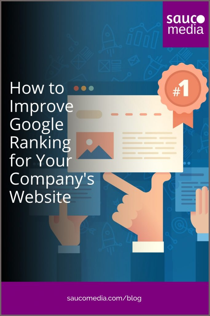 How to Improve Google Ranking for Your Company's Website